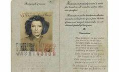Original Passports of Iconic Figures like John Lennon, Marilyn Monroe, Einstein, Ali, Davi Bowie + more