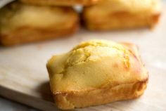 This recipe for Mini Honey Cornbread loaves puts a new twist on regular cornbread they are sweet, tender and baked to perfection. The hubby loves him some cornbread! Honey Cornbread, Cornbread Muffins, Blueberry Cornbread, Homemade Cornbread, Corn Muffins, Loaf Recipes, Cooking Recipes, Healthy Recipes, Brownie Recipes