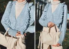 Short Cardigan Outfits - Styling Guide Cardigan Outfits, Styling Tips, Style Guides, Rebecca Minkoff, Perfect Fit, Fall Outfits, Fashion Tips, Fashion Hacks, Fashion Advice