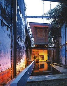 Heeren shop house - Malacca, Malaysia by SCDA, Singapore