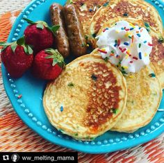 A breakfast food. A lunch food. A snack food. A dinner food. Sometimes, there's nothing like a ~beautiful~ stack of ABS Protein Pancakes!  This delectable, colorful stack is Gluten-FREE & delivers over 26g Protein!   ・・・ #Repost @ww_melting_mama 5sp Pancake Breakfast!!  First time making @abs_proteinpancakes and they are SOOOOOOO good!!!! All of these pancakes are only 3sp!!!! ❤️ So so so low in points!!  ・・・ Head to http://ss1.us/a/iyW3EZ2b to order yours & don't forget to sign up for the…