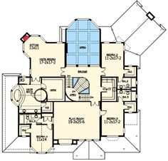 Complete with Outdoor Living Room - 23360JD | Craftsman, Northwest, Shingle, Luxury, Photo Gallery, Premium Collection, 2nd Floor Master Suite, Bonus Room, CAD Available, Den-Office-Library-Study, MBR Sitting Area, Media-Game-Home Theater, PDF, Corner Lot | Architectural Designs
