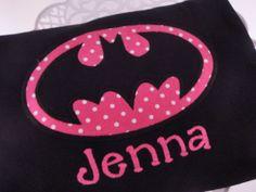 Batman Shirt personalized on Etsy, $21.00