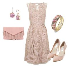Sin título #194 by mar058mar22 on Polyvore featuring polyvore, fashion, style, Nly Shoes, LULUS, Betsey Johnson and clothing