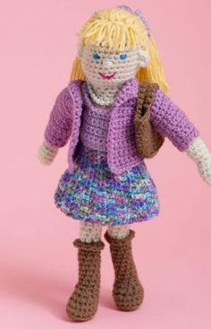Dolls to crochet