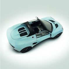 Lotus Elise - So the Elise is dead in the US, they just fired the CEO, the new Esprit is years out, and the Evora can't compete in its segment. I hope the new owners can sort it b/c we can't lose Lotus!