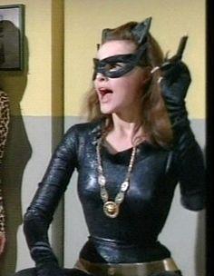 The Catwoman: Batman's Sexiest Adversary and Femme Fatale Batman 1966, Batman And Catwoman, Batman Comics, Batman Robin, Batgirl, Dc Comics, Batman Tv Show, Batman Tv Series, James Gordon