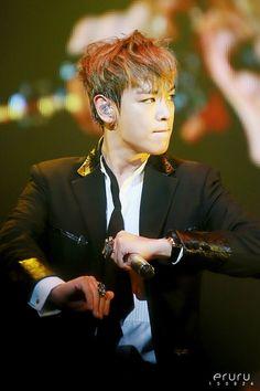 T.O.P Bigbang Concert, Vip Bigbang, Big Bang, Daesung, Ringa Linga, Gd & Top, Top Top, Rapper, G Dragon Top