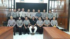 Tatap Muka Humas Polres dan Polsek Jajaran di Rupatama Polresta Pasuruan