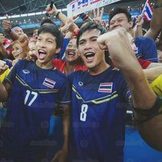 Thailand ❤⚽