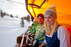 Fahrt mit dem #6-Pack am Kreischberg. (c) TVB Murau-Kreischberg, ikarus.cc 6 Pack, Berg, Hats, Winter, Winter Time, Hat, Hipster Hat, Winter Fashion
