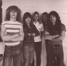 Clive Burr/Bruce Dickinson/Dave Murray/Adrian Smith/Steve Harris