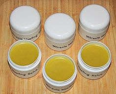 This is the recipe you have been looking for. Miracle Healing Salve is a cinch to make and replace a drawer full of OTC remedies, ointments, and creams. Essential Oils For Psoriasis, Doterra Essential Oils, Yl Oils, Salve Recipes, Diy Lotion, Lotion Bars, The Balm, Herbalism, Diys