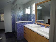 Mosaic Tile Supplies for mosaic tile, recycled glass tiles & subway tile.