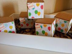 Kreative Schwestern: Goodies für die Party-Gäste!