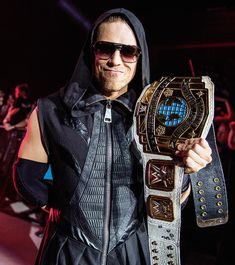A classic NXT rivalry is renewed in Brighton, England, November 2017 The Miz And Maryse, Brighton England, Nia Jax, Trish Stratus, Nxt Divas, Mickie James, Finn Balor, Wwe Champions, Cm Punk