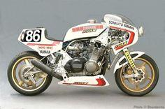 Boldor Yamaha XS1100 Endurance Racer #motorcycles #caferacer #motos | caferacerpasion.com