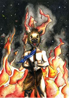 Lord of the Flies by TerryBlas.deviantart.com on @deviantART