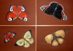 Fluturele - pastel Moth, Insects, Pastel, Animals, Cake, Animales, Animaux, Animal, Animais