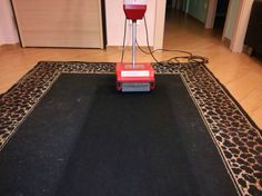 Professional carpet cleaners are no longer a solution for your rugs !The only floor scrubber able to get inside the threads of the carpets removing soil,dust ,dirt, hairs avoiding damages of anykind