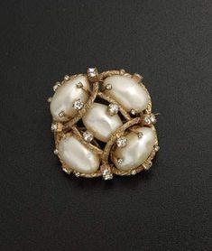 10c4d4e53085 455 Best Robert Goossens images in 2019   Jewelry, Vintage chanel ...