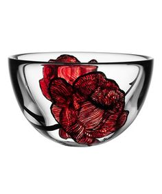 Kosta Boda Tattoo Bowl