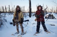 This U.S. Family Has Lived In The Wilderness For 18 Years