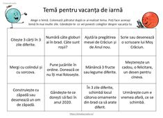 Tema pentru vacanta de iarna - EmaLaScoala Education, Quotes, Quotations, Teaching, Qoutes, Onderwijs, Manager Quotes, Learning