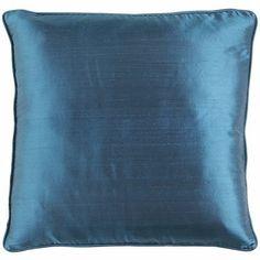 Silk Pillow - Teal