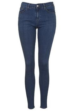 MOTO Mid Stone Leigh Jeans