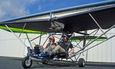 An extensive update is bringing a 1970s-vintage ultralight aircraft into the 21st century. The Quicksilver Sport S2SE now has a 65 horsepower Rotax 582 engine, with a 3-blade composite propeller and a full suite of engine and flight instruments. The plane, which should sell for less than $40,000, recently won federal approval.
