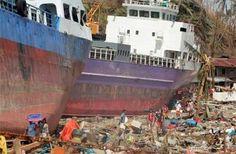 Oración por las víctimas de Filipinas a causa del tifón Haiyan