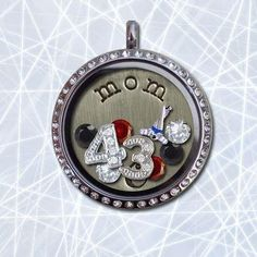"hockey mom locket - https://www.facebook.com/owlsurvive Origami Owl Living Lockets! Personalize yours today! ORDER BY CLICKING ON PHOTO 1) Click ""Sign in to My Account"" 2) Create Account 3) Happy Shopping! Designer #10657 JOIN MY TEAM! Host a party :-) Join the fun! happilynapoli@yahoo.com 330.618.6211"