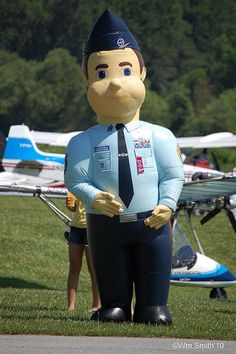 This looks like it would be fun to have at our next recruiting event! Civil Air Patrol