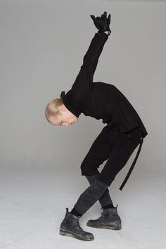 ALEXANDRE PLOKHOV // WIKTOR BY SINISHA NICEVIC — FALL/WINTER 2011
