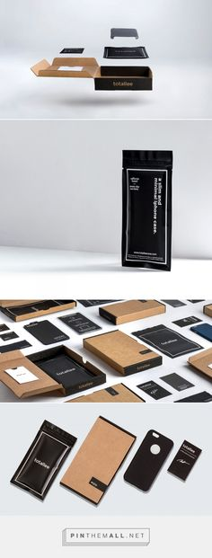 totallee iPhone Case - Packaging of the World - Creative Package Design Gallery - http://www.packagingoftheworld.com/2016/08/totallee-iphone-case.html