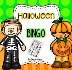 Halloween Bingo! If you like this freebie, click on the link or visit my store…