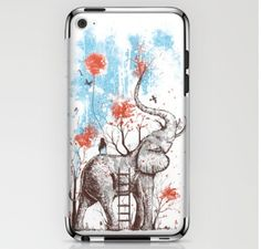 iPod case- from an amazing artist! I want this!!