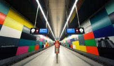 Las estaciones subterráneas más impresionantes del mundo