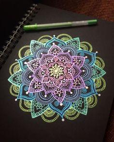 Mandala metálico