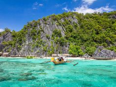Palawan in the Philippines will be the top island destination in the world.
