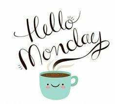 Monday again already 🤷🏽♀️ 🖤 Happy new week lovelies 🖤 . Good Morning Happy Monday, Monday Morning Quotes, Happy Monday Quotes, Monday Motivation Quotes, Happy New Week, Monday Humor, Good Morning Coffee, Motivational Monday Quotes, Funny Monday