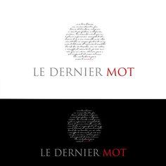 Ayez «le dernier mot» sur notre logo!