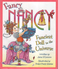 New Fancy Nancy Book