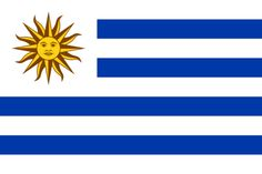 In Uruguay it?s obligatory for the population to vaccinate since those who don?t study or even work.s go Uruguay ! National Animal, Wooden Flag, Rio Grande Do Sul, Flags Of The World, Coat Of Arms, South America, Latin America, America