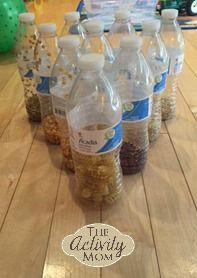 The Activity Mom - Toddler Activities with Plastic Bottles