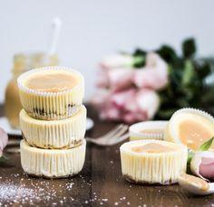 Dulche de Leche Cheesecakes-5