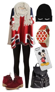 """London"" by barbi-osa on Polyvore featuring Rick Owens Lilies, H&M, With Love From CA and Olivia Pratt"