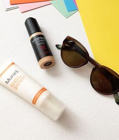 Simple Summer Essentials from @MuradSkincare and @smashbox! Sunnies are a must obvi! ;)