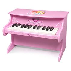 "Disney Princess Royal Upright Piano - First Act - Toys ""R"" Us"